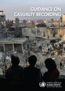 Guidance on Casualty Recording