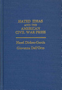 Hated Ideas and the American Civil War Press