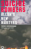 Suicide Bombers Book