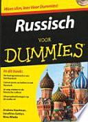 Russisch Voor Dummies Cd
