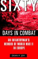 Sixty Days in Combat Pdf/ePub eBook