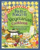 Fix-It and Forget-It Vegetarian Cookbook Pdf/ePub eBook