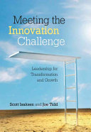 Meeting The Innovation Challenge Book PDF