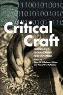Critical Craft