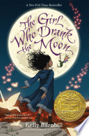 The Girl Who Drank the Moon Kelly Barnhill Cover