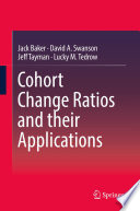 Cohort Change Ratios and their Applications