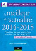 Pdf Le meilleur de l'actualité 2014-2015 Telecharger