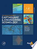 International Handbook of Earthquake & Engineering Seismology