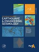 International Handbook of Earthquake & Engineering Seismology