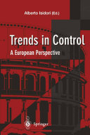 Trends in Control