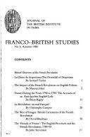 Franco-British Studies