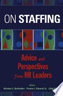 On Staffing Book PDF