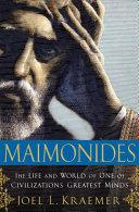 Pdf Maimonides Telecharger