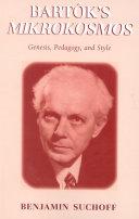 Bartók's Mikrokosmos