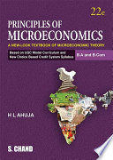 Principles of Microeconomics  A New Look Textbook of Microeconomic Theory 22e