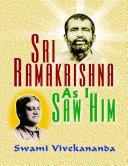 Sri Ramakrishna As I Saw Him