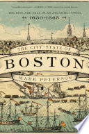 The City State of Boston Book