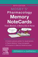 Mosby's Pharmacology Memory NoteCards - E-Book Pdf/ePub eBook