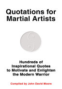 Quotations for Martial Artists ebook