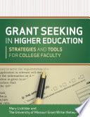 Grant Seeking in Higher Education