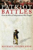 Patriot Battles Pdf/ePub eBook