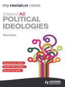 My Revision Notes  Edexcel A2 Political Ideologies ePub