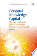 Personal Knowledge Capital Book PDF