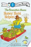 The Berenstain Bears  Honey Hunt Helpers Book