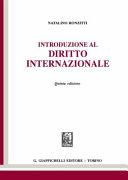 Introduzione al Diritto Internazionale