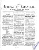 The Journal of Education Book