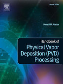 Handbook of Physical Vapor Deposition (PVD) Processing