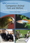Companion Animal Care And Welfare