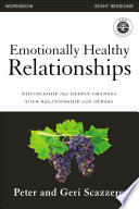 Emotionally Healthy Relationships Workbook Book