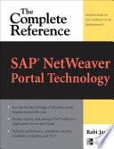 SAP   NetWeaver Portal Technology  The Complete Reference Book