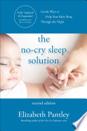 The No Cry Sleep Solution  Second Edition