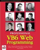 PRO VB6 WEB PR
