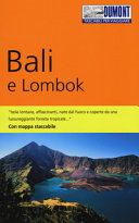 Guida Turistica Bali e Lombok. Con carta estraibile Immagine Copertina