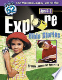 Explore Bible Stories