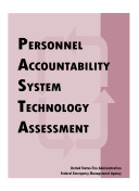 Personnel Accountability System Technology Assessment