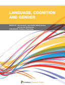 Language  Cognition and Gender