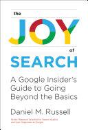 The Joy of Search [Pdf/ePub] eBook
