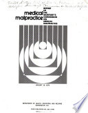 Medical Malpractice  Report