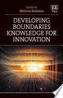 Developing Boundaries Knowledge for Innovation