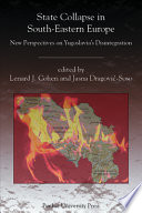 State Collapse in South Eastern Europe Book