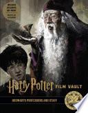 Harry Potter  Film Vault  Volume 11 Book