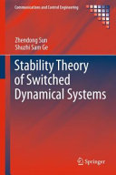 Stability Theory of Switched Dynamical Systems [Pdf/ePub] eBook