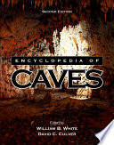Encyclopedia of Caves Book