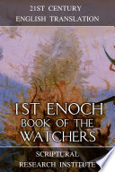 1st Enoch  Book of the Watchers