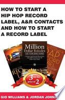 How to Start a Hip Hop Record Label, A&r Contacts and How to Start a Record Labe