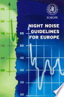 Night Noise Guidelines for Europe Book